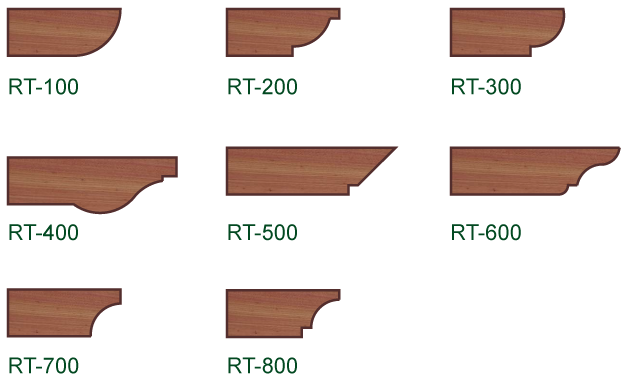 Rafter tails structural wood components for Decorative rafter tails