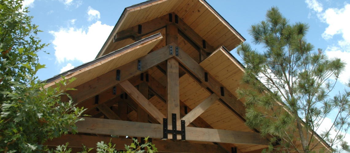 Decorative and Structural Trusses | Structural Wood Components